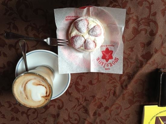Caffe il Sole: завтрак. очень вкусно!