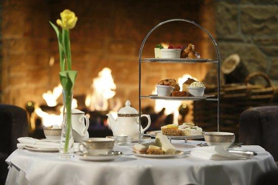 Newpark Hotel : Lobby Afternoon Tea