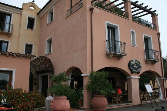 La Vecchia Fonte Hotel : Hotel