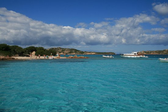 La Vecchia Fonte Hotel : Trip to Maddelana islands