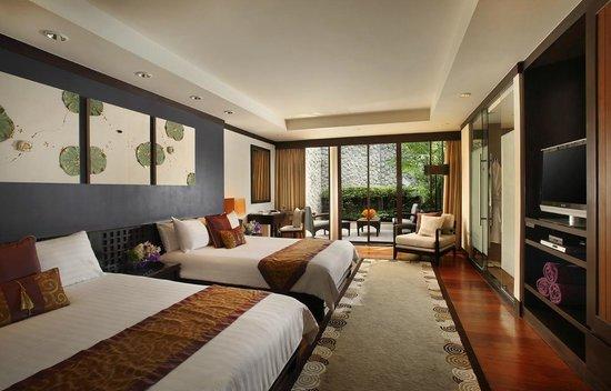 The Pool Villas at Dusit Thani Laguna Phuket: Second Bedroom