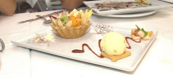 Marina Yacht Club Restaurant : Dolci