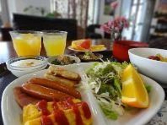 Hotel Patina Ishigakijima: Breakfast