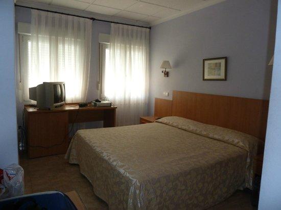 Hotel Felipe II: Habitación