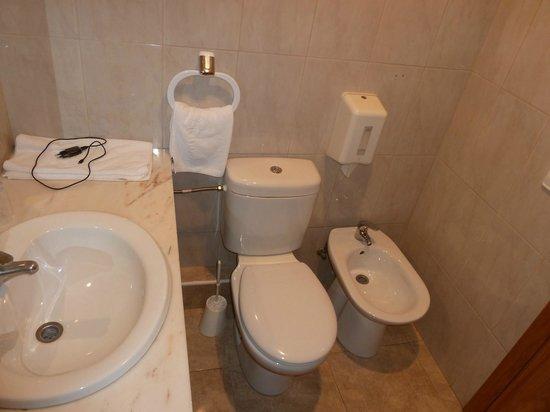 Hotel Felipe II: Aseo