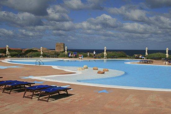 Hotel Relax Torreruja Thalasso & Spa: pool area