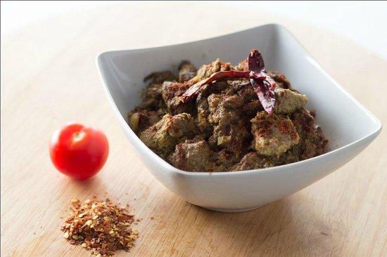 Flamin' Grill: Sri Lanka Beef Jaffna Curry