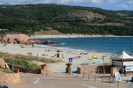 Hotel Relax Torreruja Thalasso & Spa: Isola Rossa beach