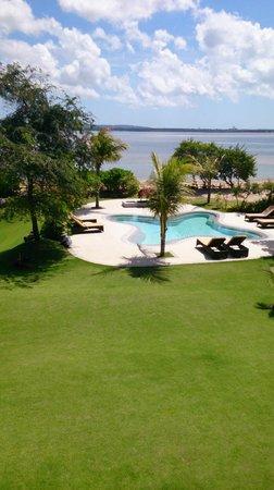 Peninsula Bay Resort: one of the smaller pools