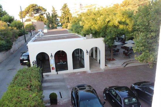 New Hotel Bompard : réception