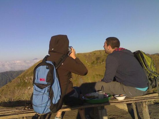 Bali Trekking And Tour Guide: my client