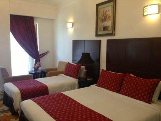 Shaygan Hotel: our room