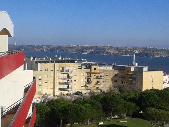 Solplay Hotel de Apartamentos: Vistas desde la plnta quinta