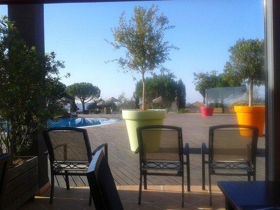 Solplay Hotel de Apartamentos: Vista desde el comedor