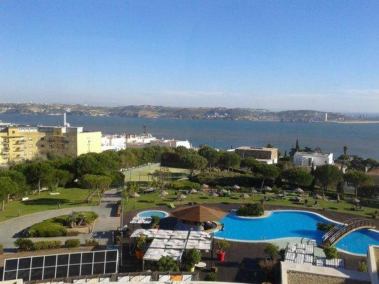 Solplay Hotel de Apartamentos: Vistas desde la planta quinta