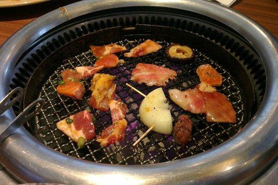 Tajimaya Yakiniku: Barbecue