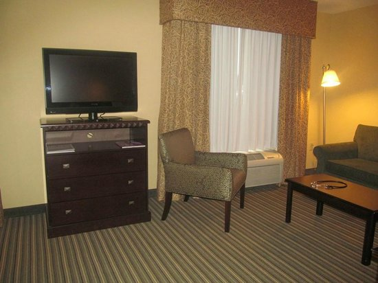 Hampton Inn & Suites Moreno Valley : Room