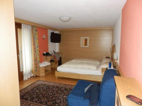Hotel St Michael: camera superior