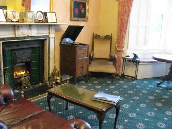 Belvedere Lodge: Hall