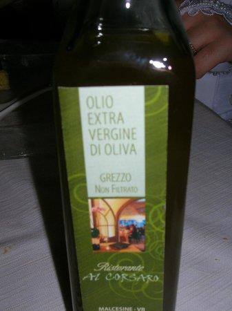 Al Corsaro: l'huile d'olive