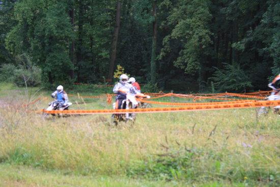 Castello Dal Pozzo: motocross event