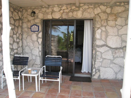 Fernandez Bay Village : Notre bungalow