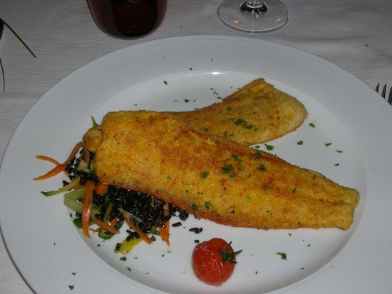 Al Corsaro: le poisson