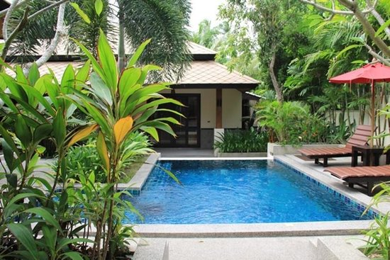 Kirikayan Luxury Pool Villas & Spa: villa's pool