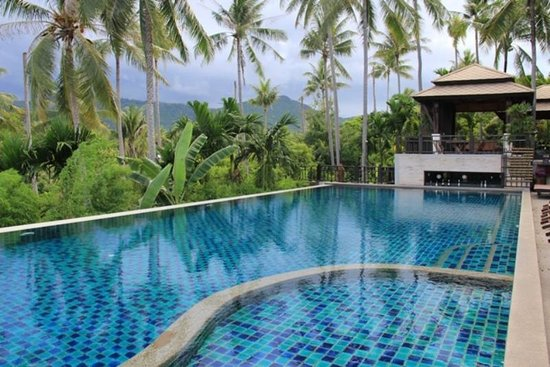 Kirikayan Luxury Pool Villas & Spa: big pool