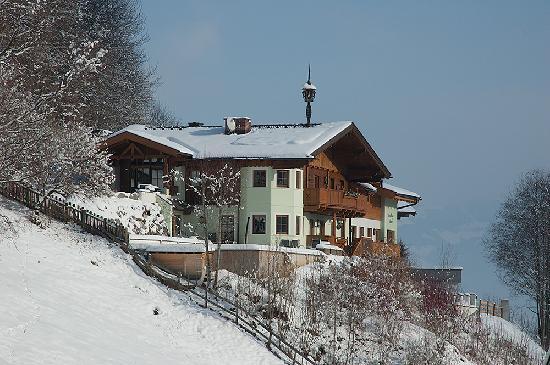 Landhaus Anke: Außen Ansicht Winter