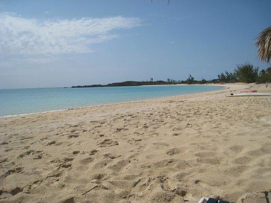 Fernandez Bay Village : plage superbe