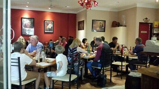 Mi Casa Spanish Restaurant: Re-opening night