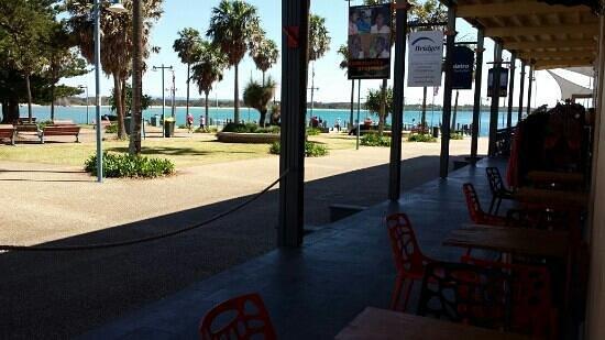 Mi Casa Spanish Restaurant: Beautiful Water View