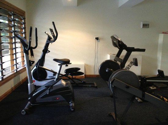 King Solomon Hotel: Gym-cardio section