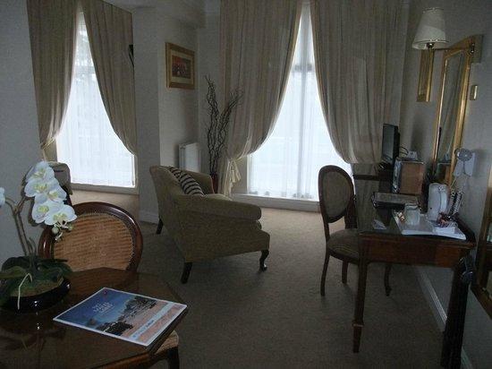 Marine Hotel: nice room