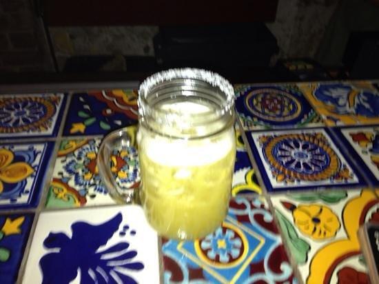 Chica Bonita Manly: Margaritas are fantastic!