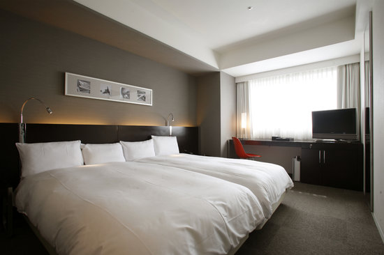 Cross Hotel Sapporo: 客室 一例