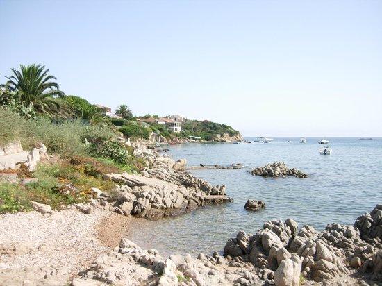 B&B Cala Peticchia: vista sul mare