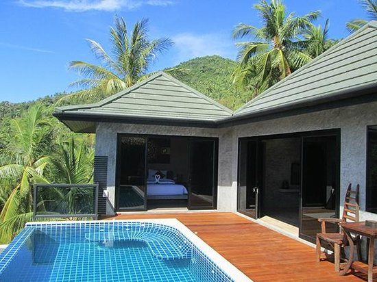 Koh tao heights pool villas updated 2018 villa reviews for Koi pool villa koh tao