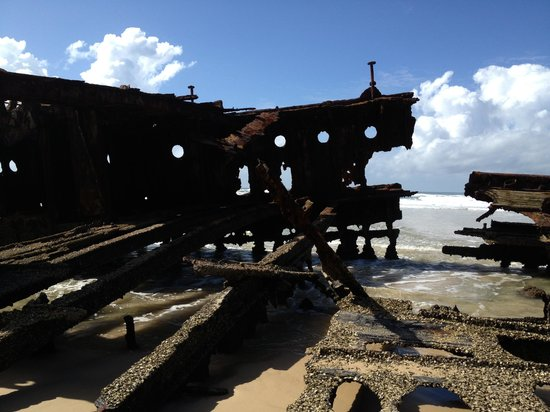 Fraser Experience Tours: The Wreck