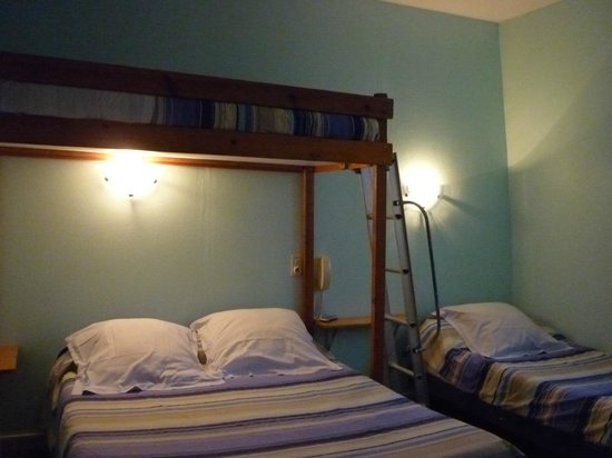Hotel du Centre: Chambre n°9