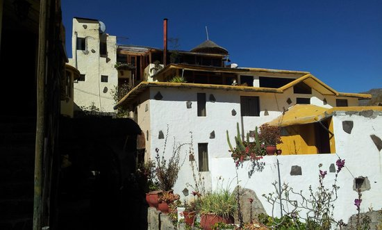 hotel Kuntur Wassi, Cobanaconde