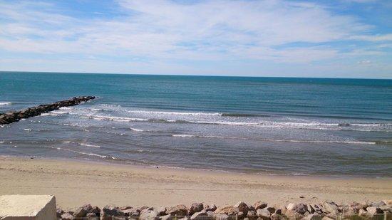 Belambra Clubs - Le Vidourle: vue de la plage