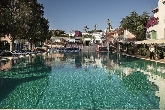 Hotel Continental Ischia: Pool