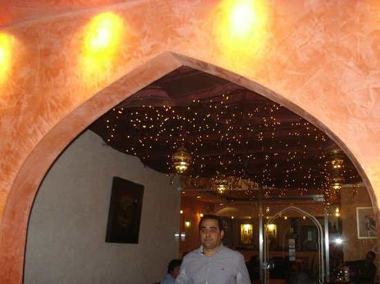 Nargile Lounge : A touch of Morocco...