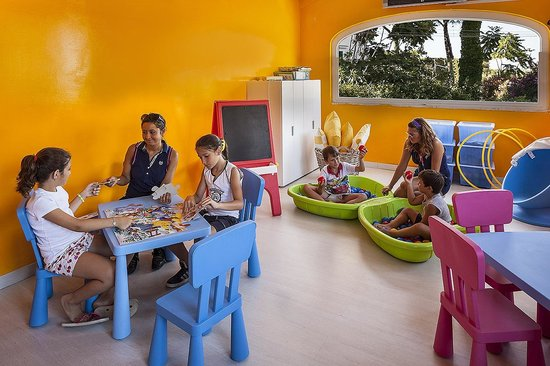 Hotel Continental Ischia: Kids area