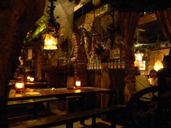 Joe's Beer House : Decoração.