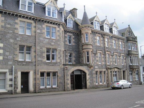 The Craiglynne Hotel: Grantown on Spey High Street