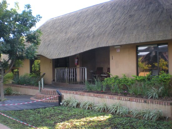 AmaZulu Lodge: All the rooms are the same design