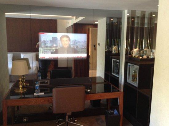 Hagia Sophia Hotel Istanbul Old City : TV